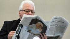 Audio «Skepsis gegenüber der Lehre der katholischen Kirche» abspielen