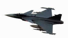 Audio «Der schwedische Kampfjet Gripen im Argumentetest» abspielen
