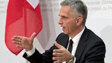 Audio «Der Bundesrat reagiert» abspielen