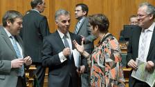 Audio «Debatte zum aussenpolitischen Bericht - die Welt ist eine andere» abspielen