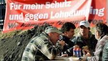 Audio «Massnahmen gegen Lohndumping verstärken» abspielen