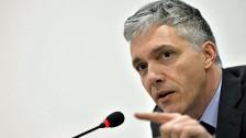 Audio «Terrorismus-Bedrohung in der Schweiz nimmt zu» abspielen