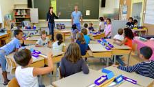 Audio «Neues Motto zum Lehrplan 21: Weniger ist mehr» abspielen