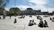 Audio «Macht der neue Sechseläutenplatz Zürich zur Grossstadt?» abspielen