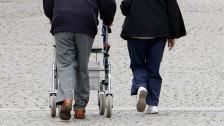 Audio «Immer mehr Rentner beziehen Ergänzungsleistungen» abspielen