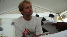 Audio «Thomas Kratz, Arzt im Einsatz gegen die Ebola-Epidemie» abspielen