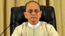 Audio «Der Staatspräsident von Myanmar besucht die Schweiz» abspielen