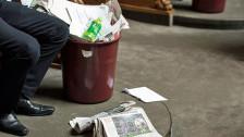 Audio «Kartellgesetz: Sechs Jahre Arbeit - für den Papierkorb» abspielen