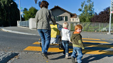 Audio «Problematische Platzierungen von Pflegekindern» abspielen