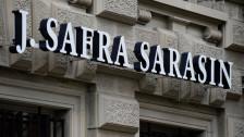 Audio «Hausdurchsuchung bei der Bank Sarasin» abspielen