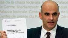 Audio «Altersvorsorge 2020 - Bundesrat will Paketlösung» abspielen