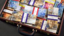 Audio «Sind 100'000 Franken Bargeld suspekt?» abspielen