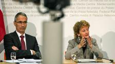 Audio «Bundesrat sagt Nein zu Initiative «Energie- statt Mehrwertsteuer»» abspielen