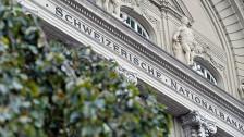 Audio «Nationalbank hebt Euro-Mindestkurs auf» abspielen