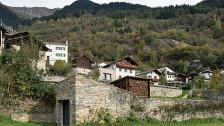 Audio «Wakkerpreis - der Heimatschutz würdigt das Bergell» abspielen