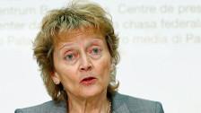 Audio «Aufregung um eine Aussage der Finanzministerin» abspielen