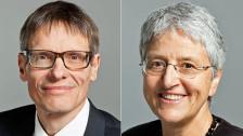 Audio «Karl Vogler und Silva Semadeni: Umsetzung Zweitwohnungsinitiative» abspielen