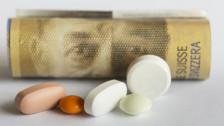 Audio «Bei der europäischen Medikamentenforschung läuft vieles schief» abspielen