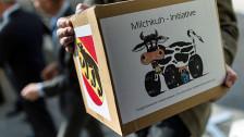 Audio ««Milchkuh-Initiative» stösst im Ständerat auf taube Ohren» abspielen