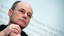 Audio «Polizeikommandant Stefan Blättler zur Schweizer Kriminalstatistik» abspielen