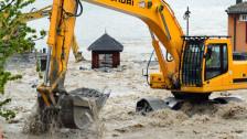 Audio «Die Hochwassersituation bleibt angespannt» abspielen