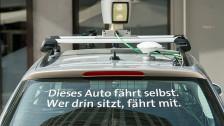 Audio «Selbstfahrendes Auto - neues Geschäftsfeld für die Swisscom» abspielen