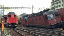 Audio «Gotthard-Bahnstrecke blockiert» abspielen