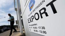 Audio «Frankenschock lässt Schweizer Wirtschaft schrumpfen» abspielen