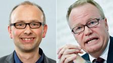 Audio «Kontroverse zur Senkung des Referenzzinssatzes» abspielen