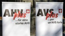 Audio «Ständerat will AHV-Renten nicht erhöhen» abspielen
