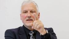 Audio «Asylzahlen setzen Kantone unter Druck» abspielen