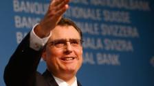 Audio «Schweizerische Nationalbank hält an ihrer Geldpolitik fest» abspielen