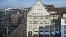 Audio «Bahnhofstrasse Zürich: «Die Bedeutung ist heute symbolischer Art»» abspielen