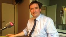 Audio ««Gesagt ist gesagt»: SP-Parteipräsident Christian Levrat» abspielen
