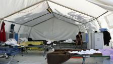Audio «Flüchtlingszelte im Aargau» abspielen