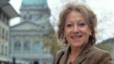 Audio «Alt-National- und Ständerätin Christiane Langenberger ist tot» abspielen