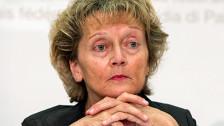 Audio «Bundesrat sagt Nein zu Bankgeheimnis-Initiative» abspielen