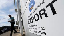 Audio «Der Schweizer Wirtschaft geht es besser als erwartet» abspielen
