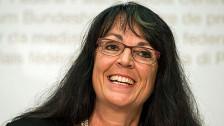 Audio «Wahlen 15 - «Parteiencheck»: Marianne Streif, EVP-Präsidentin» abspielen