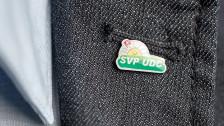 Audio «Wahlbarometer - SVP und FDP stehen an der Spitze» abspielen