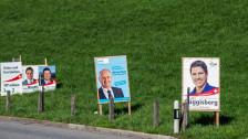 Audio «Das klassische Wahlplakat hat bald ausgedient» abspielen