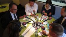 Audio «Wie verstehen die Parteispitzen ihren Auftrag nach den Wahlen?» abspielen