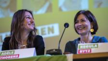 Audio «Grüne vermissen den Nachwuchs» abspielen