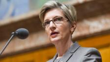 Audio «Im «Tagesgespräch»: FDP-Fraktionspräsidentin Gabi Huber» abspielen