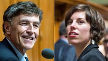 Audio «Eidgenössische Räte - Auftakt zur 50. Legislaturperiode» abspielen
