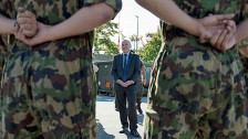 Audio «Vorerst gerettet - die Armeereform» abspielen