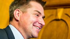 Audio «SVP-Präsident Toni Brunner über den neuen Bundesrat» abspielen