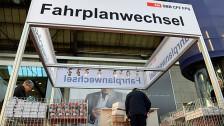 Audio «Zürcher Durchgangsbahnhof - umdenken ist für Pendler Pflicht» abspielen
