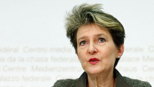 Audio «Bundesrat empfiehlt Ablehnung der Durchsetzungs-Initiative» abspielen