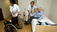 Audio «Gute Arbeitsbedingungen bringen gute Pflegefachkräfte» abspielen